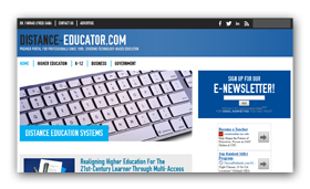 Featured Client: Distance Educator